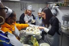 teachers cooking