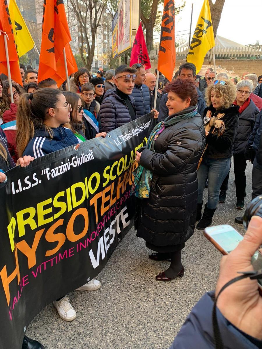 Foggia Libera Foggia - 10 gennaio 2020